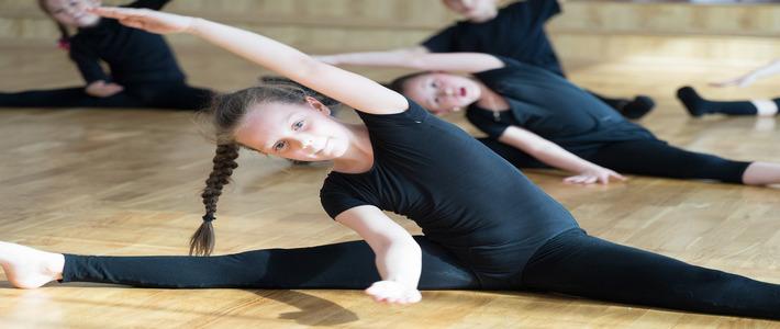 Гимнастика за деца